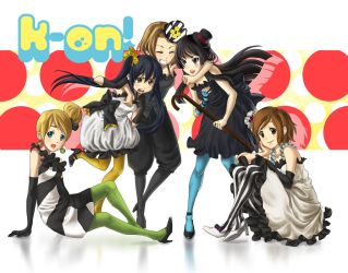 K-On by ferus