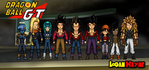 GT tournament of power by LoganWaynee