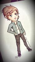 One Direction- Louis by GleeAtack