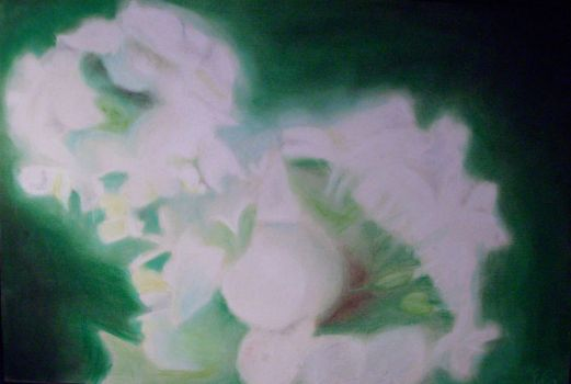 Pastel Clovers by eGuidry