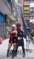 Guilty Crown Cosplay by varzam