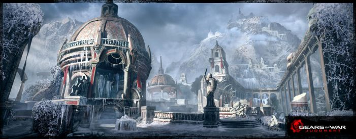 Gear of War Judgment MP Map - Haven by Matchack