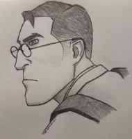 Medic sketch  by RandomArchi
