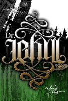 Dr Jekyll and Mr Hyde Ambigram by MarkPalmer