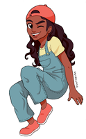 FANART - Connie by Doutarina