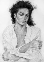 Michael Jackson. by iBlueLight