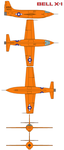 BELL X-1 by bagera3005