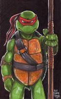 Donatello by Phraggle