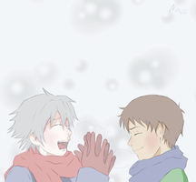It starts getting colder~ by Naoi-Ayame