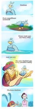 Glorious Ducklett by TamarinFrog