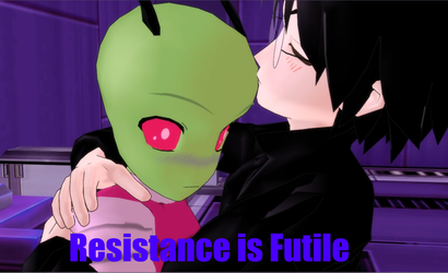 [MMD] ZADR Short - Resistance is Futile by goddessofmagic