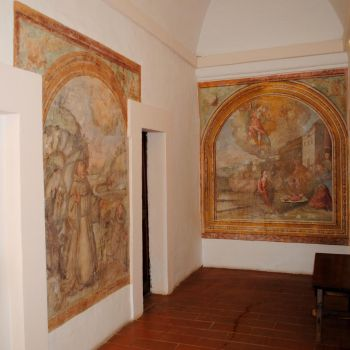 Holy Frescoes by VeryBadGirl