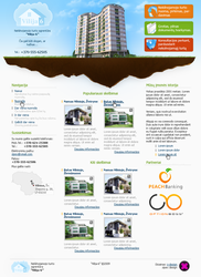 Realty Company Web Design by iPri