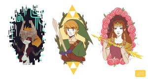 Twilight Princess by cookiekhaleesi