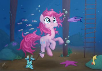 Underwater Distress by OBCOR