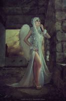 WHITE ANGEL by RiFaSa