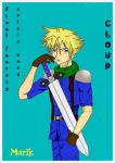 Cloud_FF_crises core by marik-devil