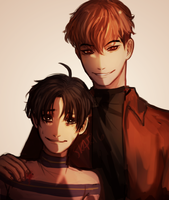 killing stalking by sephariic