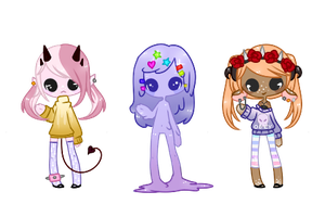 Emergency Adopts {2} {AUCTION} {PENDING} by Mikk-i