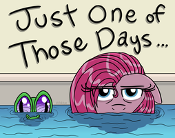 Just One of Those Days... by Pink-Pone