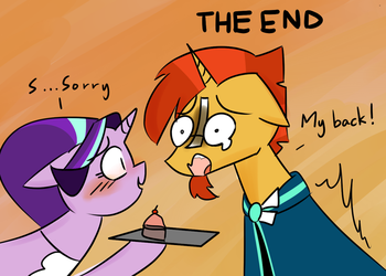 My Little Pony: Nightmare part5 by zouyugi