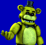 Golden Fred by TF541Productions