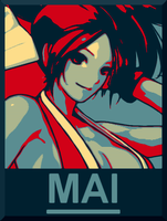 Mai by topdog4815