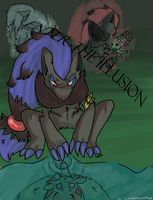 Enter the Illusion E6.2 Cover by FloofAngel