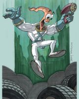 Earthworm Jim by Stnk13