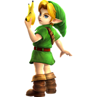 Young Link by TwistedWizzro343