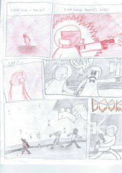 Doom Episode 1~ Page 21 by EtherBot