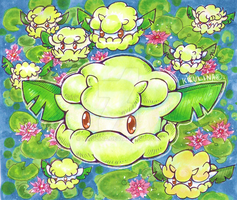 Pokedex Challenge Cottonee