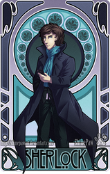 Sherlock by ShinePawArt