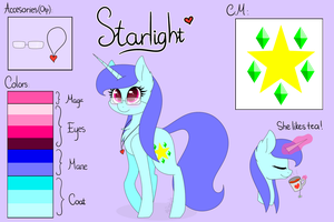 My New Reference by Starlight12012003