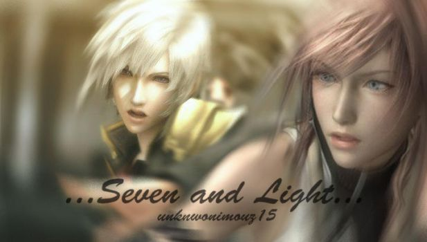 Seven and Light by unknownimouz15