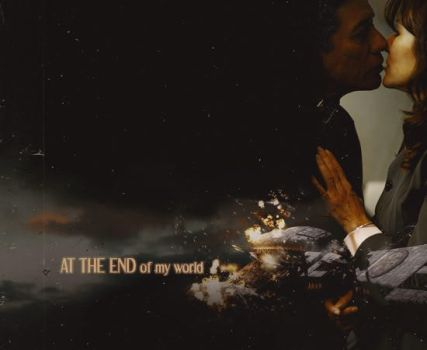 At The End Of My World by lenelle