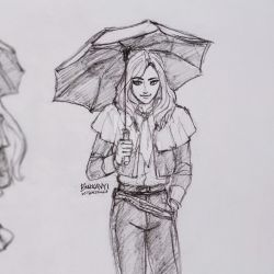 Stay Dry by BukkaVYi