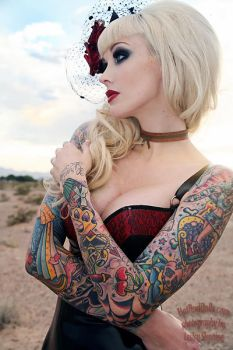 Sabina Kelley 2 by ButterflyLady