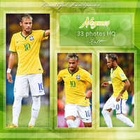 Neymar Photopack by KattLovesLarry
