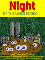 Night of the living pooo... by Daryl-the-cartoonist