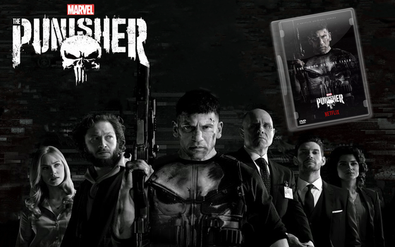 The Punisher-By ABhi by ABhishek1996