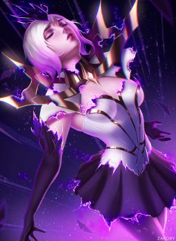 Embrace the Darkness - Lux by Zarory