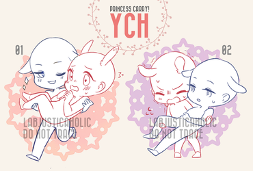 CHIBI YCH AUCTION   CLOSED by LabJusticaholic