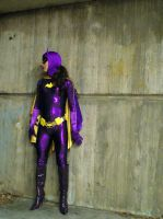 66 Batgirl Cosplay - Approaching... by ozbattlechick