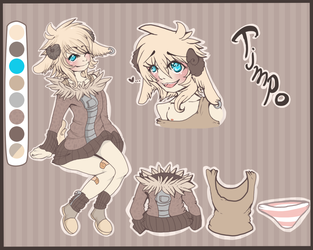 : Timpo Reference Sheet : Version3 by rotanpoikanen