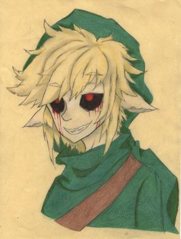 Ben Drowned by Lili-PnF