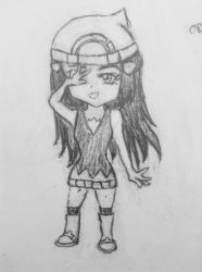 Cute Litle Chibi Dawn by PrincessOfLumas