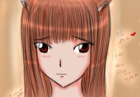 'Horo' Spice and Wolf by lp-slash-queen