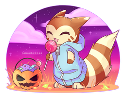 [Gift] Halloween by RobbieReyes