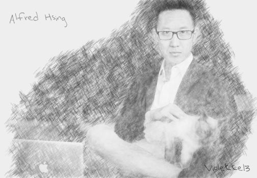 Alfred Hsing by violette13